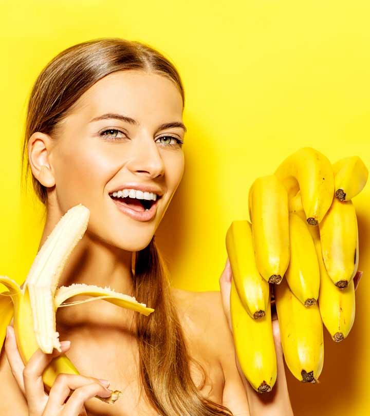 Banana for skincare