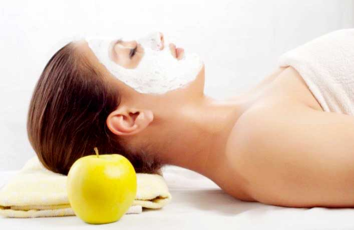 Use for Apples for Skin Care using Natural Fruits