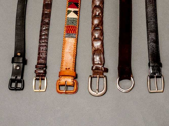 A Complete Guide To Men Belts