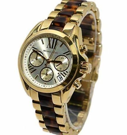 Best Bradshaw 100 Gold-Tone Watch