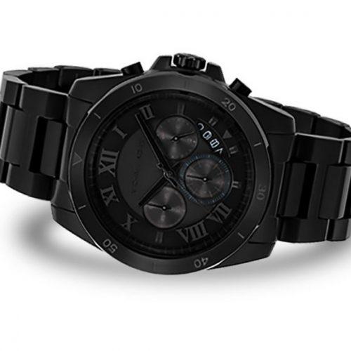 Brecken Black-Tone Watch