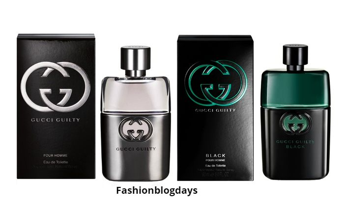Gucci Guilty Black- Perfumes Ideas For Men