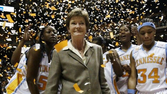 Pat Summitt women's basketball Coach Died