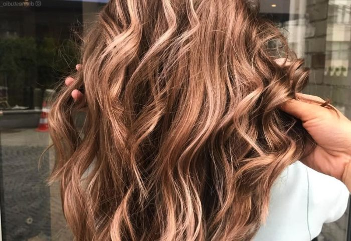 Hair Color Style Trends