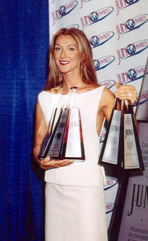 Celine Dion-Beautiful Voice of Canada Biography Style & Looks