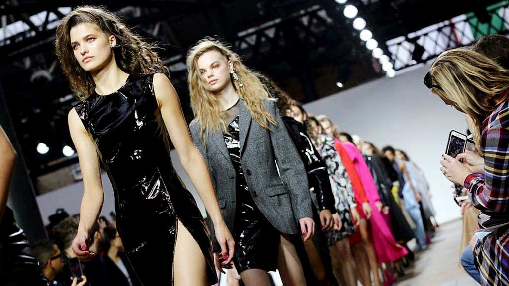 New York Fashion Week Nyfw Trends-Fashion Magazines Schedule