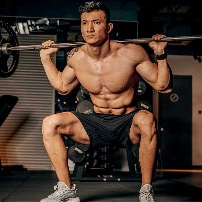 Best Men's Fitness Body Building Workout Exercises