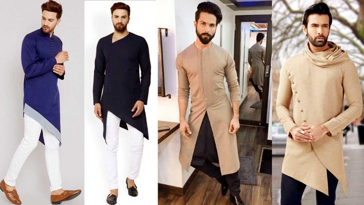 Best Men's New Designer's Kurta 2016 Styles Fashion Magazine Trends