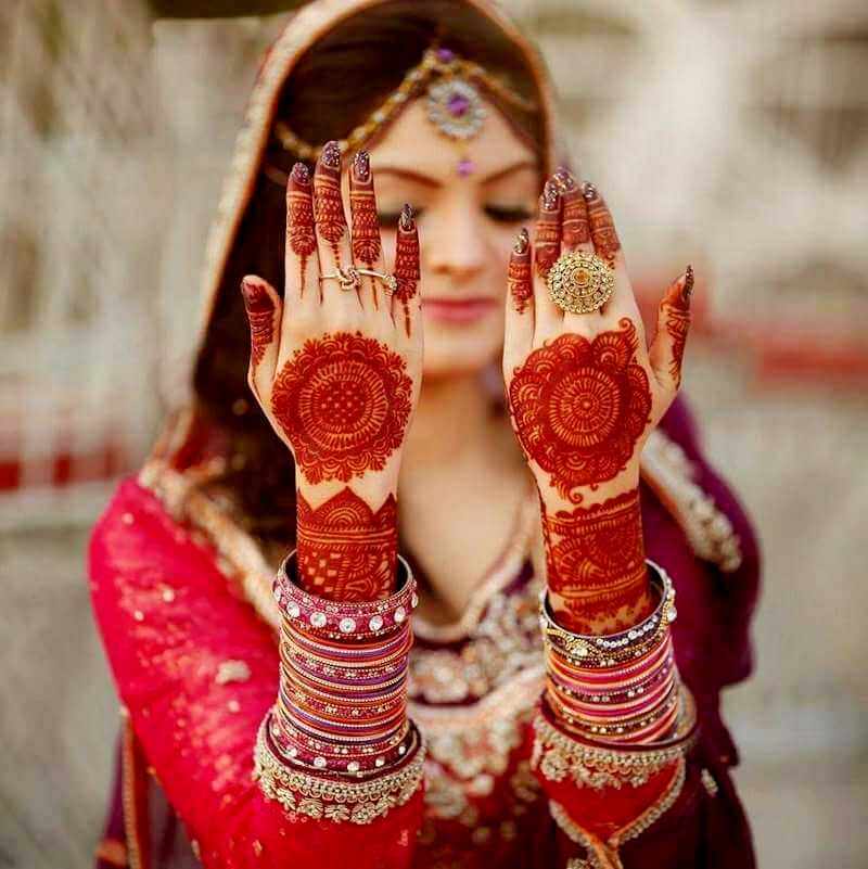 Top Beautiful and Latest Mehndi design 2020