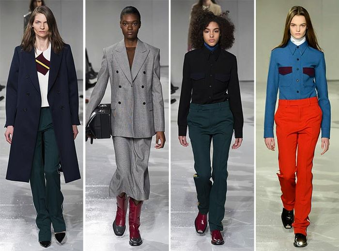 NewYork Fashion Week Fall Winter Collections