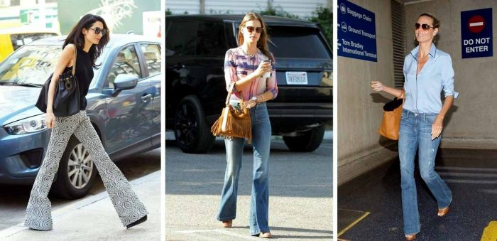 Flared jeans Fashion