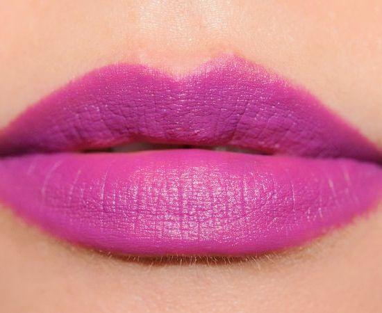 Shade CREAMY VIOLET - Winter Lipstick Shades