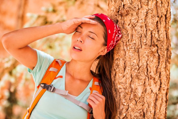 Bets heat stroke care guide