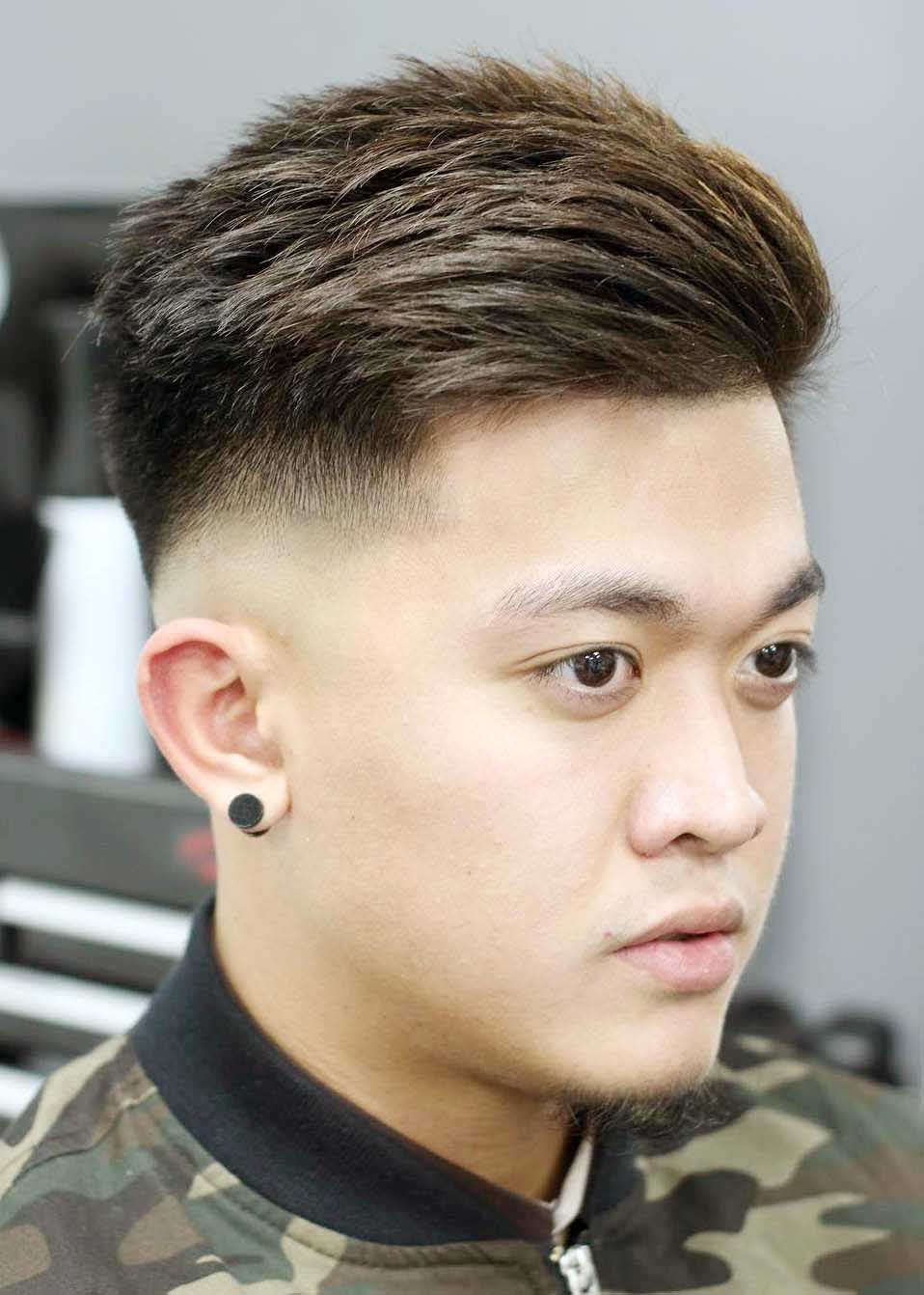 Popular Asian Men Hairstyles trends in 2020 updated
