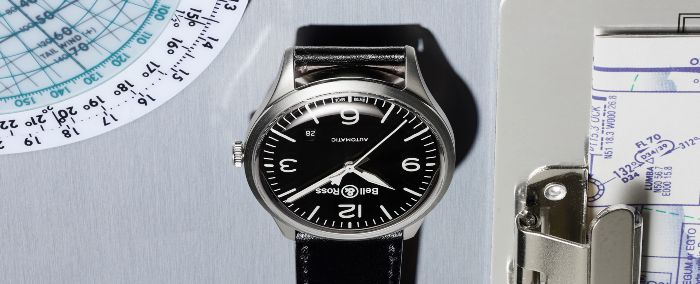 Bell & rose BR V1-92 automatic 38mm watch