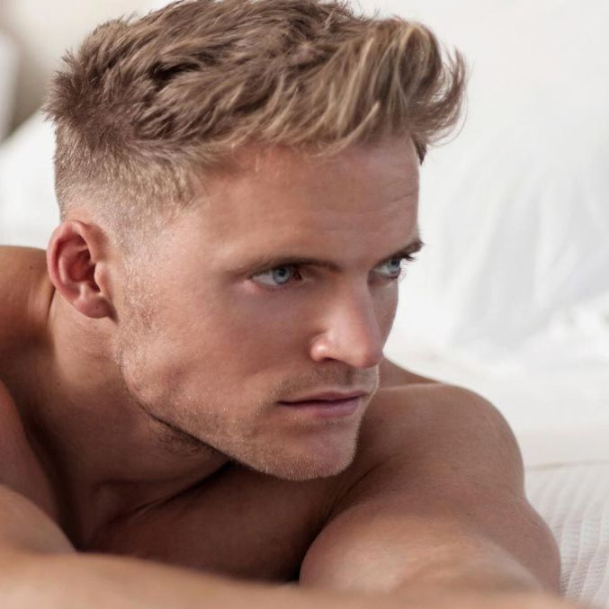 Bets Blonde Hairstyles for Men