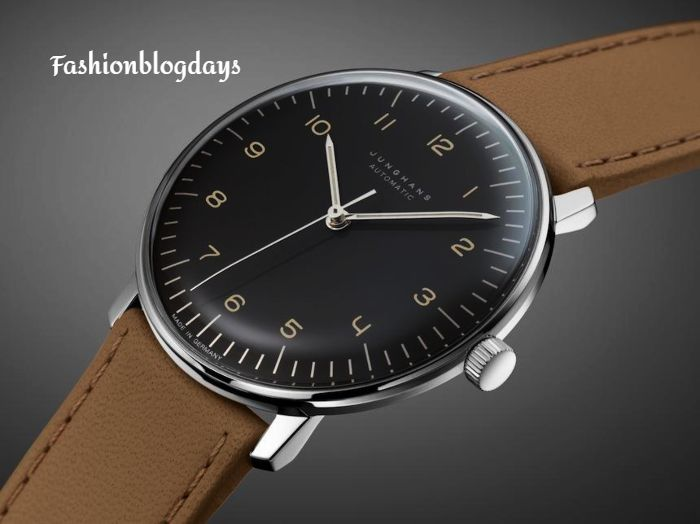 Junghans max bill automatic 38mm watch