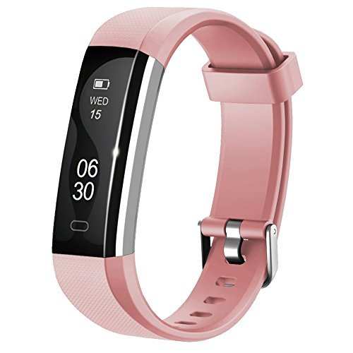 Lintelek fitness tracker best heart rate monitoring watches