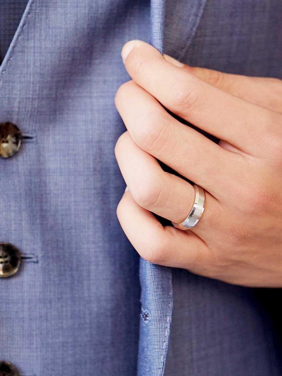 6 Men best Rings types for wedding-Fashion Days
