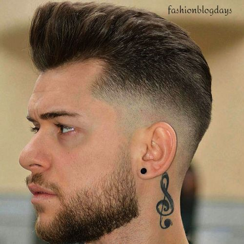 hairstyles Mid Fade Men