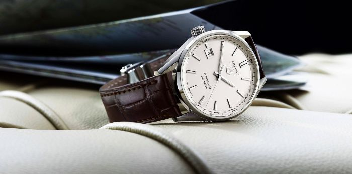 TAG Heuer Carrera Automatic 39mm steel