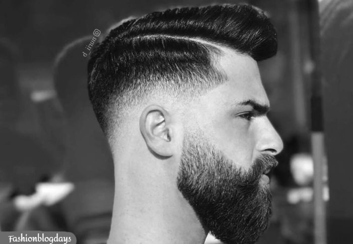 hairstyles Tight Waves European men
