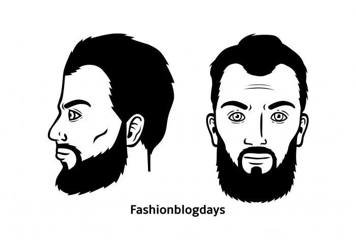 Garibaldi beard- beard styles