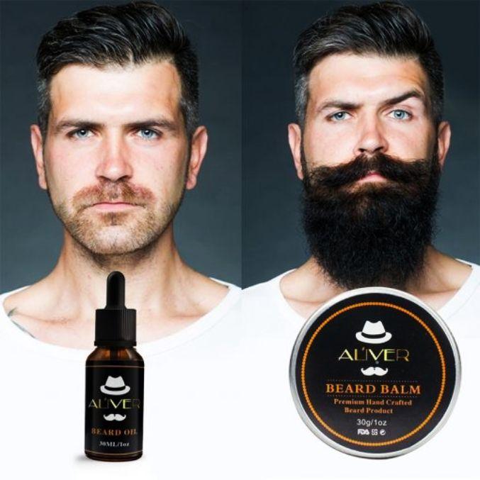 best beard growth oils for men