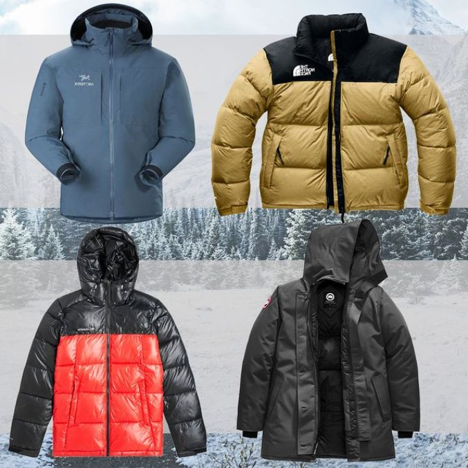 best men's winter jackets and coats