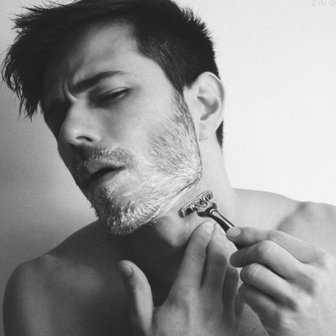 men's razor brand who like to shave daily