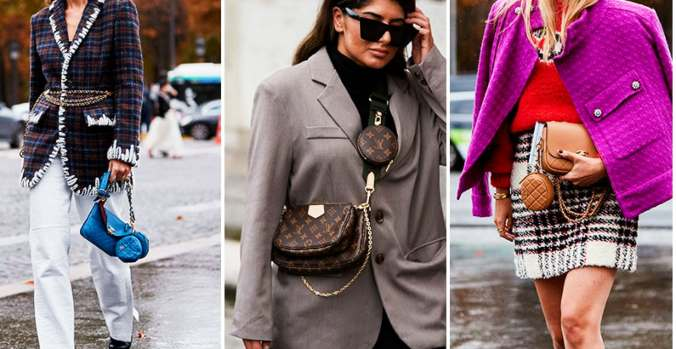 Mini Pouch on Your Bag BEST TOP ACCESSORIES FOR WOMEN TRENDS FOR 2020