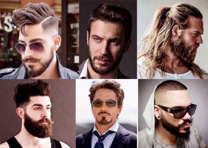 grow a beard in a graceful way