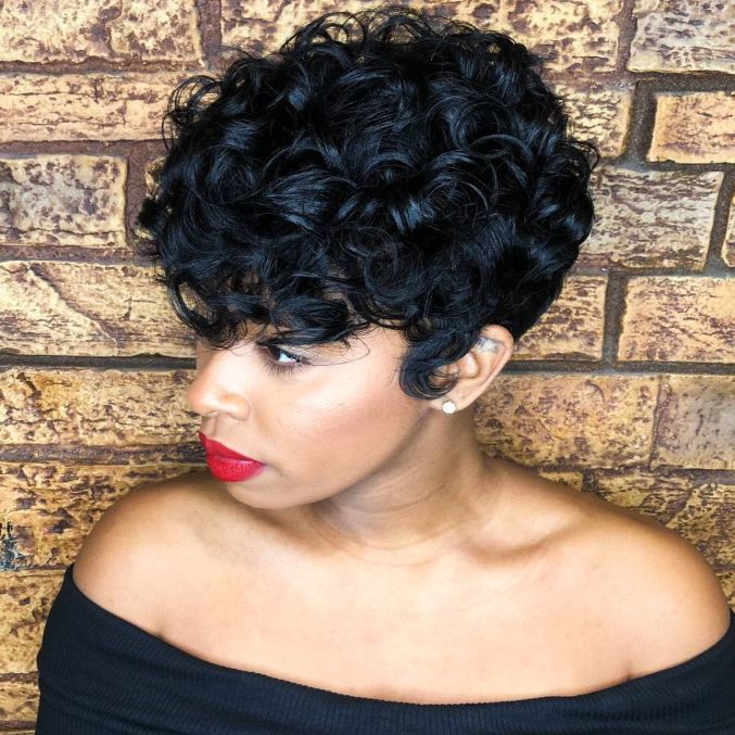 BEST HAIRSTYLES FOR BLACK GIRLS WITH SHORT HAIR