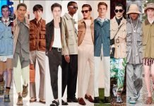 Mens Summer Fashion trends 2020