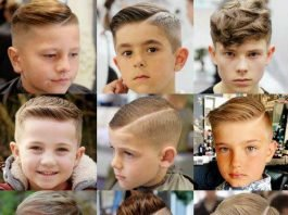 Top Kids Hairstyles for girls and boys