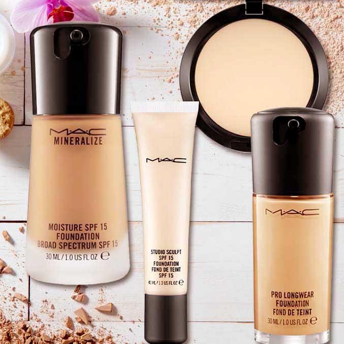 Top 10 Best Skin Coverage Foundations for Sensitive Skin