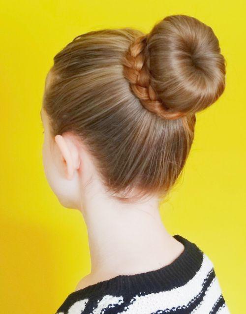 Bun Hairstyle 2020
