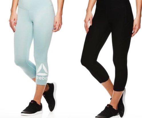 Reebok leggings brand