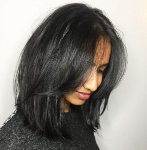Weave hairstyles with Medium Length Hair