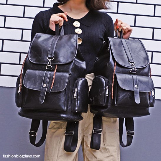 Best Leather Backpack for women's in 2020 fashion trend