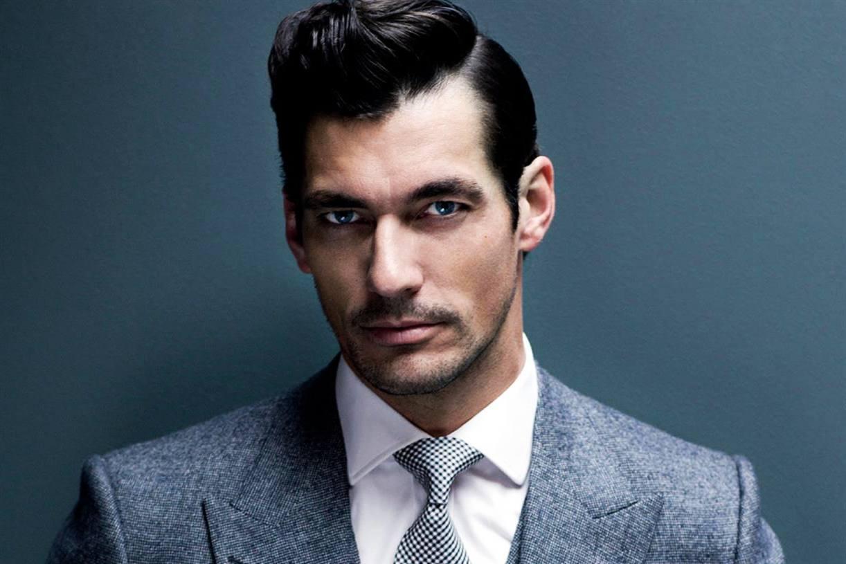David Gandy - men fashion models