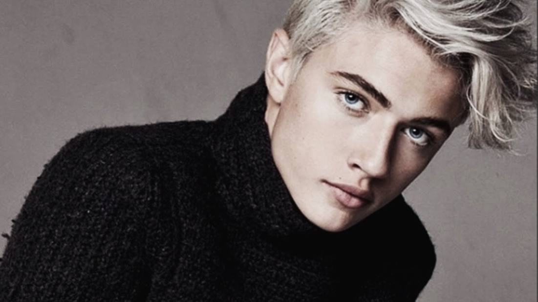Lucky Blue Smith - fashion models